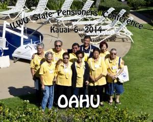 OAHU GROUP 8X10