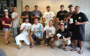 Hawaii State Softball Tournament Championship Team - Fairmont Orchid.